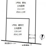 生駒市松美台2区画販売開始しました。