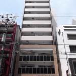 中央区西心斎橋中古区分マンション管理受託しました。