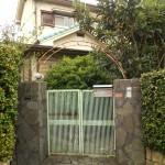 豊中市南桜塚古家付き土地買取しました。