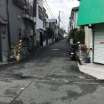 豊中市小曽根古家付き土地買取しました。