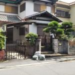 堺市中区陶器北古家付き土地買取しました。